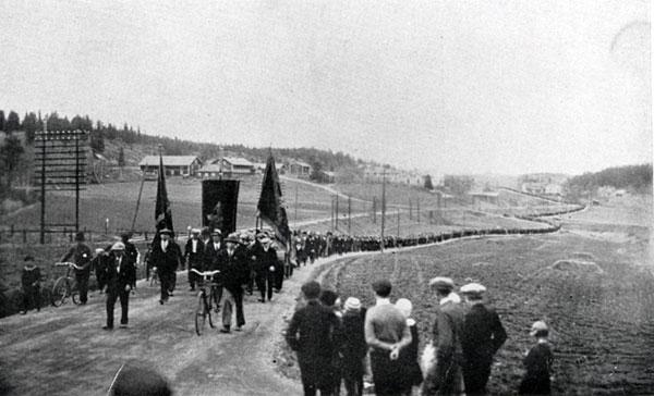 Det svenske kongehuset og nazismen