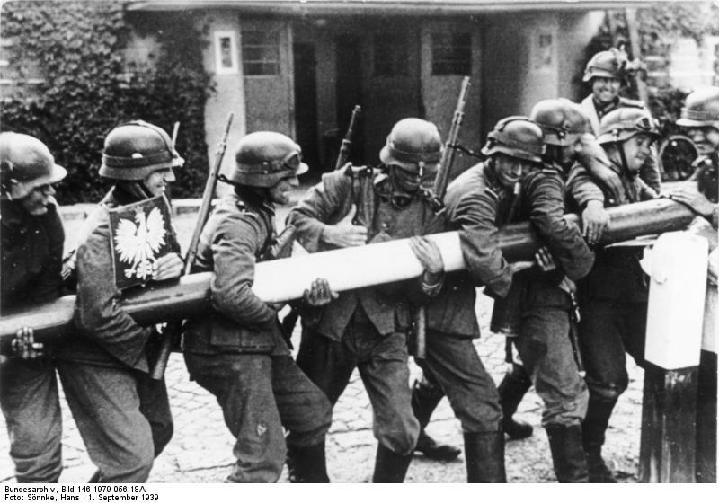 Begynnelsen på slutten av 2. verdenskrig
