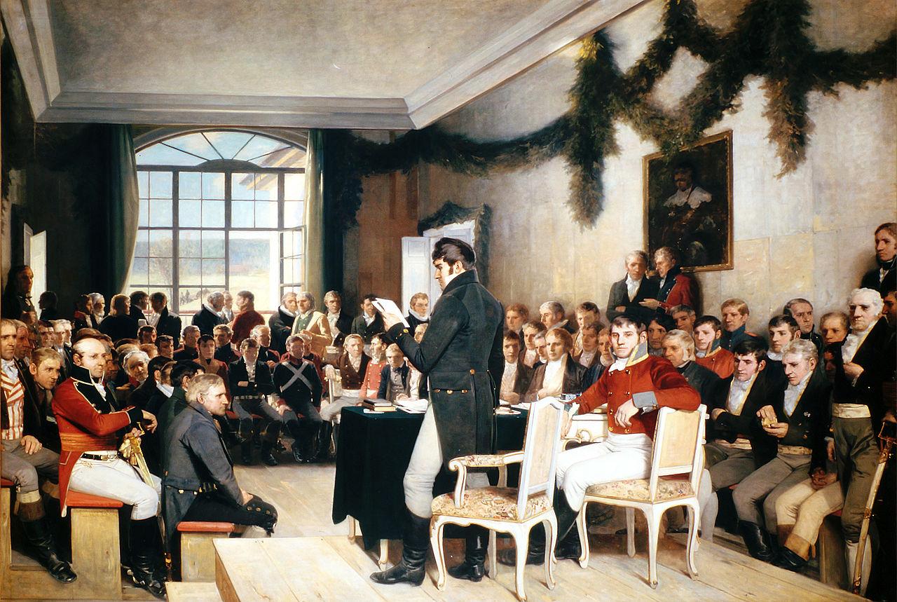 Da Norge fikk sin egen stemme