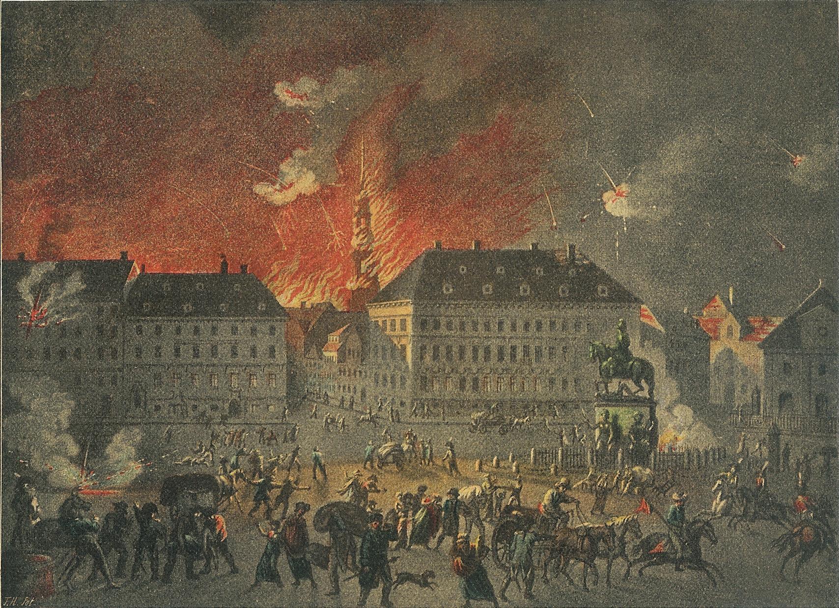Napoleons fall ga norsk frihet