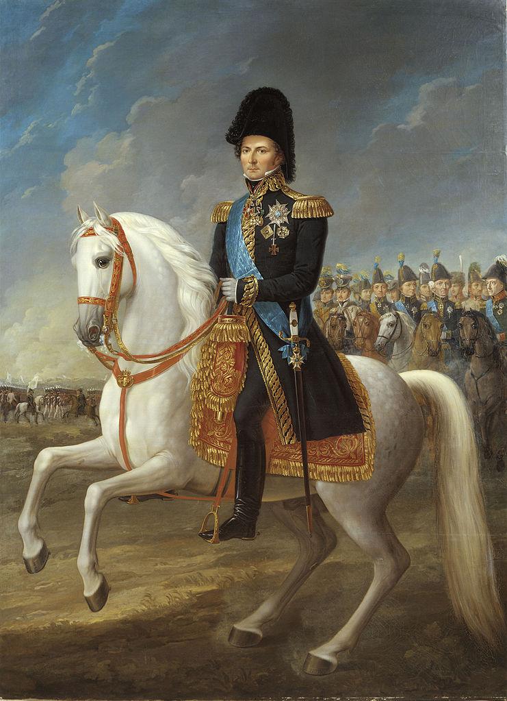 Kongen av Sverige og Norge var fransk borgersønn